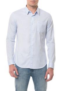 Camisa Slim Xadrez Pontinhos Geneva - 5