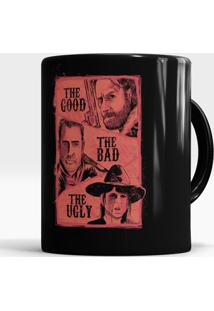 Caneca The Good, The Bad And The Ugly