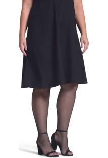Meia Calça Arrastão Curve & Plus Size Lupo