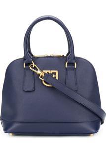 Furla Fantastica Tote Bag - Azul