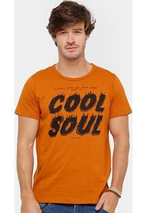 Camiseta Colcci Cool Soul Masculina - Masculino
