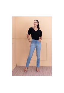 Calça Sisal Jeans Basica Light Blue