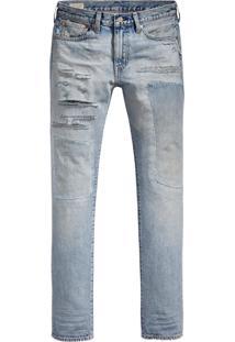 Calça Levis 511 Jeans Slim Azul