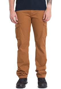 Calça Squam Lake Straight Twill Cargo