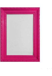Porta Retrato 15X21Cm Queem Pink Brilhante Infinity