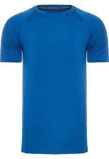 Camiseta Masculina Ua Mk1 Ss - Azul
