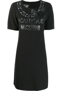 Boutique Moschino - Preto