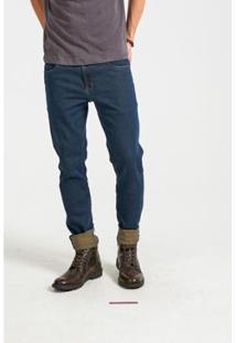 Calça Docthos Jeans - Masculino-Marinho