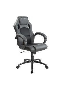 Cadeira Gamer Husky Gaming Snow, Preto, Cilindro De Gás Classe 4, Base Em Metal, Roda Em Nylon - Hsn-Bk