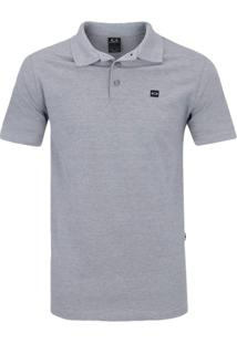 Camisa Polo Oakley Essential Patch - Masculino