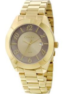 Relógio Condor Feminino Dourado Co2115Te/4X Co2115Te/4X - Feminino-Dourado