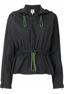 Baum Und Pferdgarten Bonetta Hooded Jacket - Cinza
