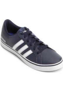 Tênis Adidas Vs Pace Masculino - Masculino-Azul