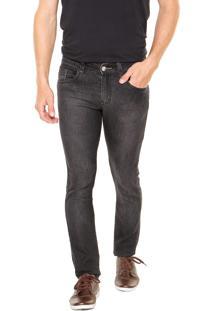 Calça Jeans Mr Kitsch 9142 Preta