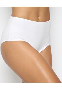 Calcinha Hot Pant Lisa - Branca - Valfrancevalfrance