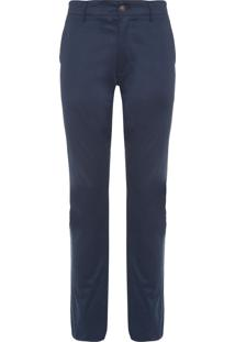 Calça Masculina Chino - Azul