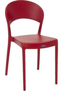 Cadeira Tramontina Sissi 92046/040 Vermelho Se