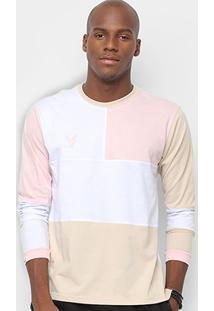 Camiseta Multicores Collab Toiss X Mateus Verdelho - Masculino