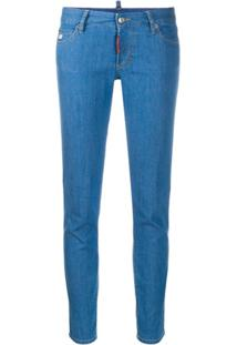 Dsquared2 Calça Jeans Skinny Jennifer - Azul