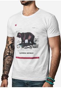 Camiseta Hermoso Compadre California Masculina - Masculino
