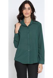 Camisa Lisa - Verdemoisele