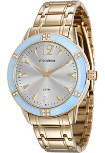 Relógio Mondaine Analógico 76600Lpmvde2 Feminino - Feminino