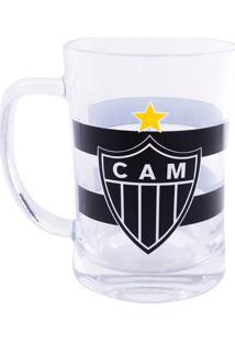 Caneca Minas De Presentes Atlético Mineiro Transparente - Kanui