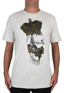 Camiseta Mcd King Calcário - Masculino