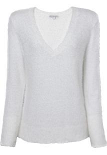 Blusa Le Lis Blanc Ana Ii Tricot Off White Feminina (Dust, M)
