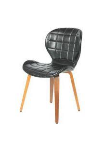 Cadeira Lucia Cor Preto - 31685 Preto