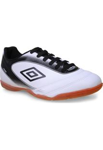 Tenis Masc Umbro Of72038 211 Branco/Preto