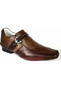 Sapato 3Ls3 Couro Mestiço - Masculino