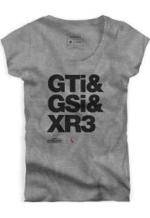 Camiseta Reserva Gti Fem Masculina - Masculino