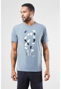 Camiseta Reserva Esporte Estampada Cross - Masculino