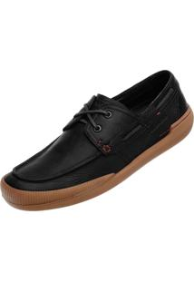 Sapato Social Hayabusa Z-20 Preto