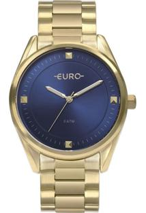 Relógio Feminino Euro Eu2036Yoe/4A Analógico 5Atm