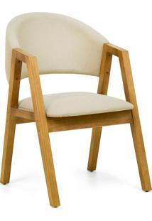 Cadeira Estofada Rústica Mali-Mappin - Oregon