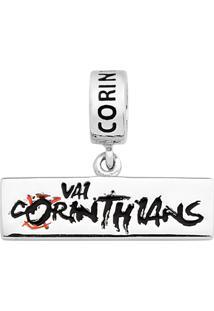 Pingente Life Vai Corinthians