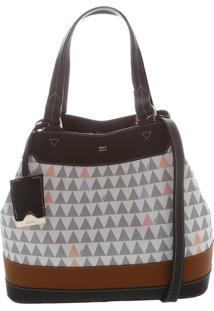 Emma Triangle Pearl - Personalização Bag Charm | Schutz