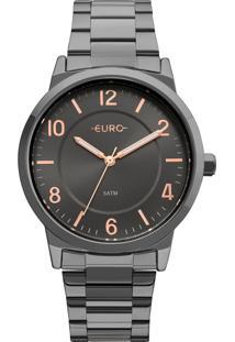 Relógio Euro Feminino Eu2036Ylz/4P