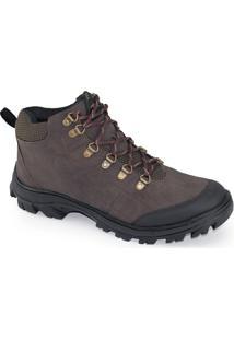 Bota Meu Sapato Tracker Café - Masculino