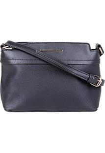 Bolsa Pagani Mini Bag Transversal Classic Feminina - Feminino-Preto