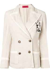 The Gigi Sandra Jacket - Neutro