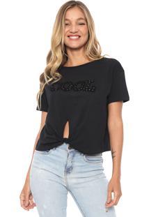 Camiseta Dzarm Cool Preta
