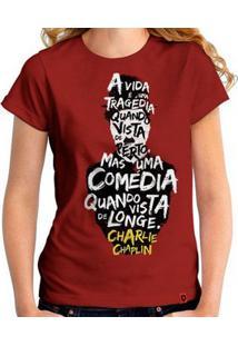 Camiseta Ponto De Vista