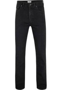 Calça Jeans Denim Black Charm Masculina - Masculino-Preto