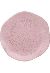 Conjunto De 6 Pratos Sobremesa 21,5Cm Ryo Pink Sand