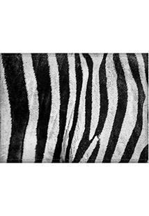 Jogo Americano Americano Moderno, Diferente E Colorido | Textura Zebra - Tamanho 30 X 40 Cm