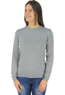 Suéter Feminino Tricô Premium Brooklyn Golaonda - Feminino