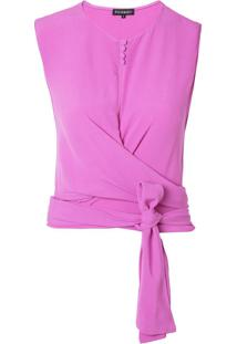 Regata Le Lis Blanc Martha 3 Rosa Feminina (Super Pink, 40)